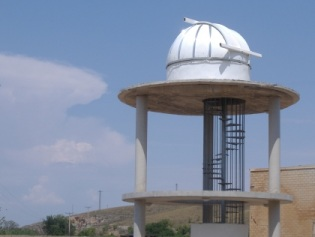 Alternativa Cultural presenta su observatorio astronómico